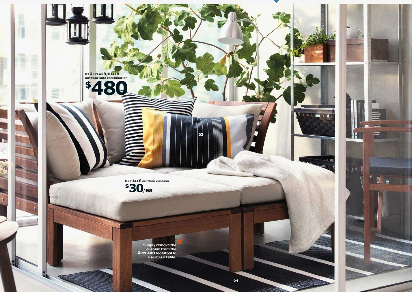 Outdoor Daybed Ikea