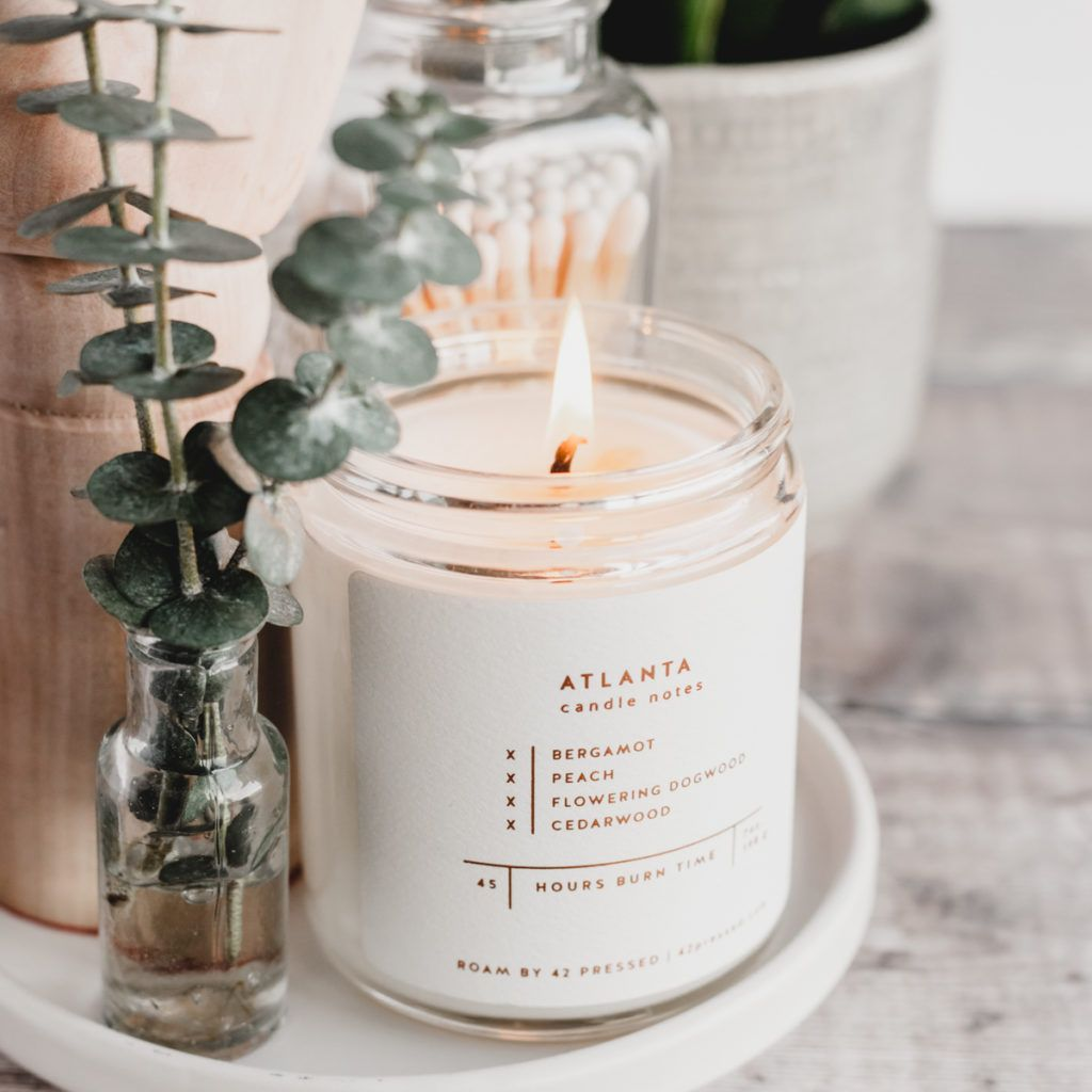 ROAM by 42 Pressed - Atlanta Scented Candle | Osmology