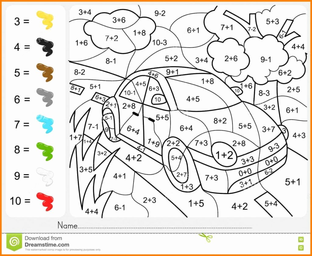 Coloring Activities For Toddlers Pdf Math Coloring Worksheets Math Coloring Color Worksheets