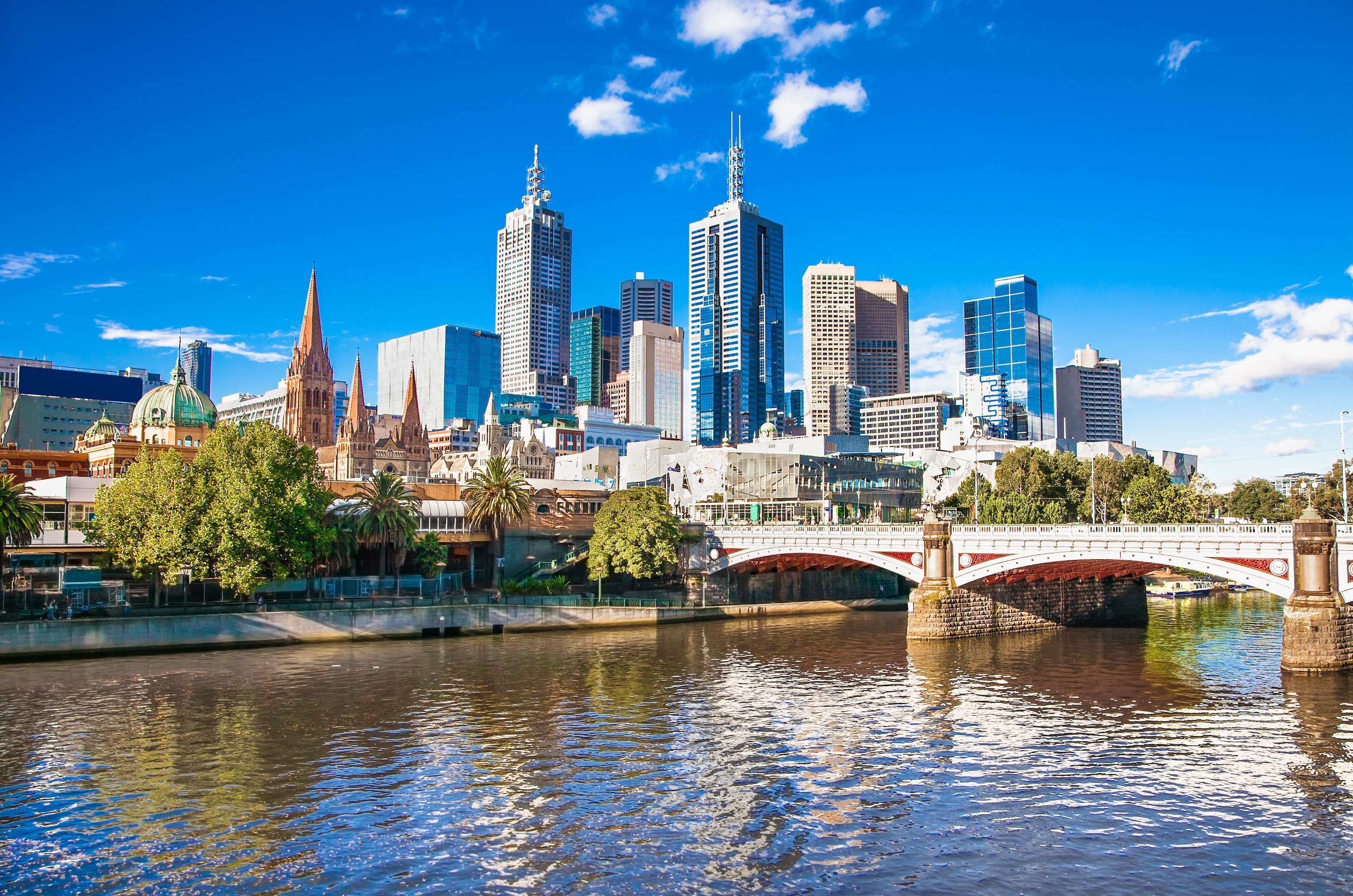 Seven Things To Do In Australia Melbourne Skyline Beautiful Places To Live Melbourne