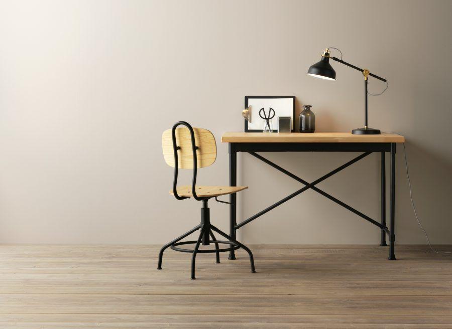 Ikea kullaberg desk chair interior design living dining