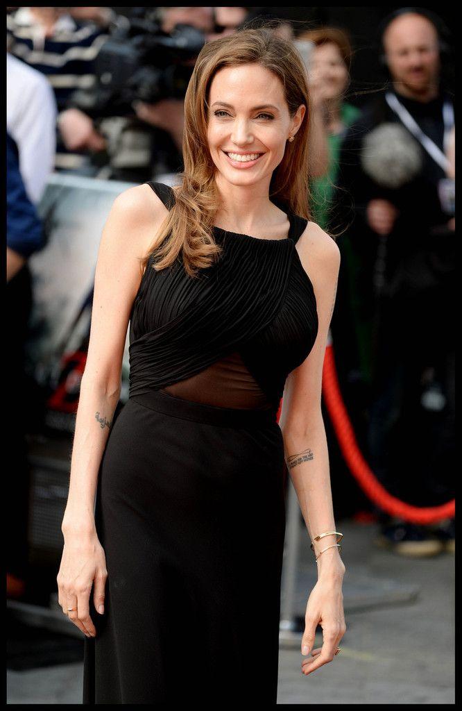 Jennifer Aniston vs. Angelina Jolie: Whose LBD Do You Like