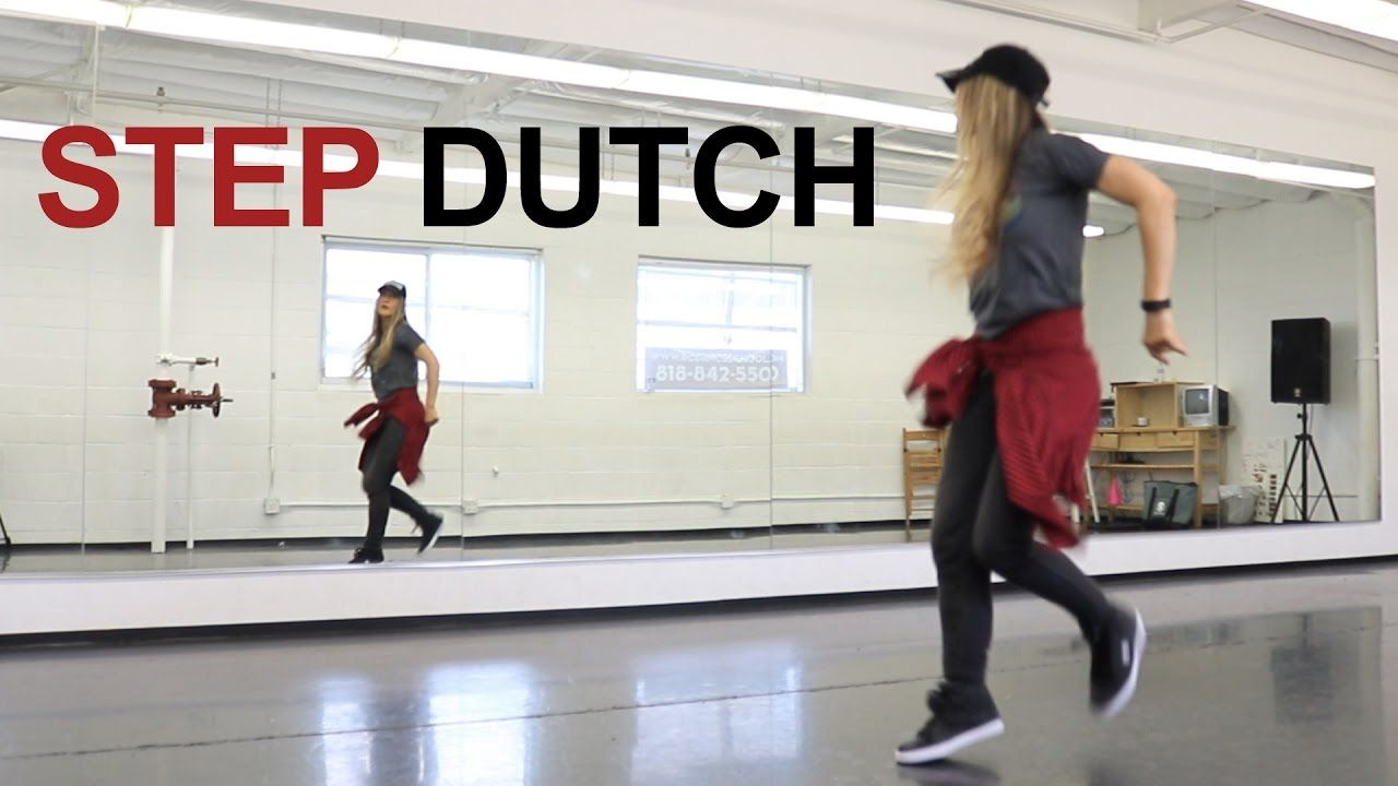Hip hop dance tutorial for beginners step by step