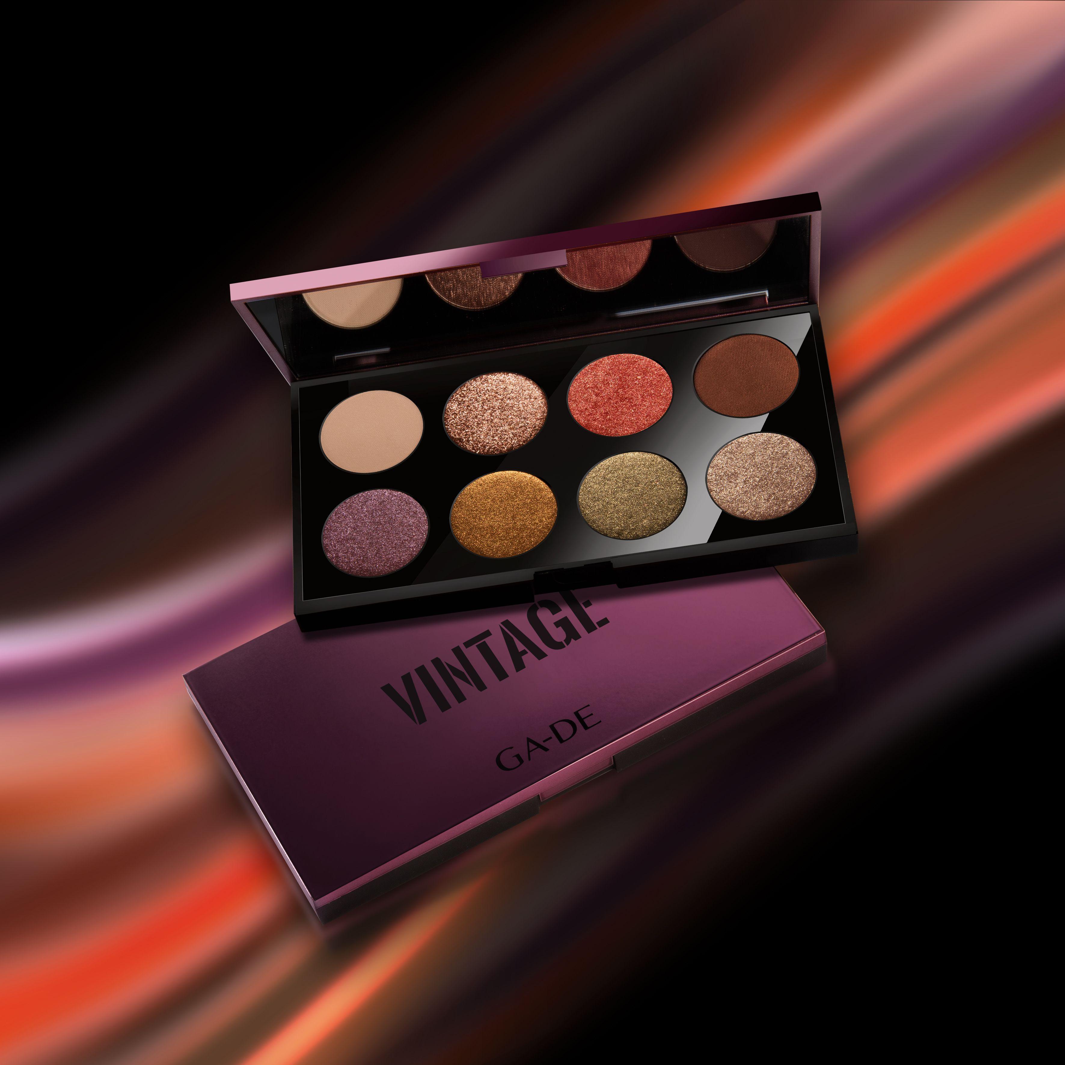 Vintage eyeshadow palette (With images) Eyeshadow