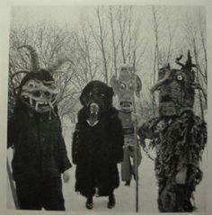Vintage Creepy Costumes