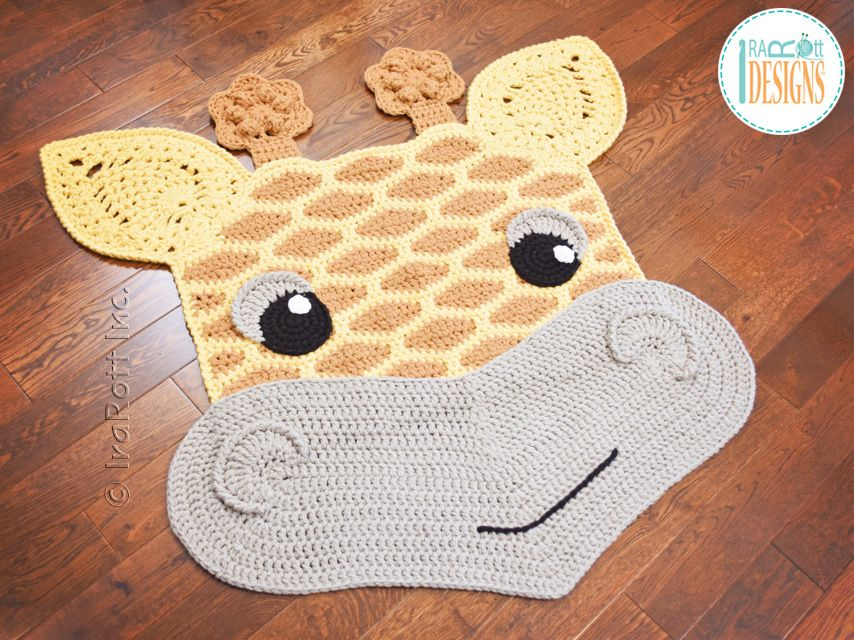 Crochet Pattern Pdf By Irarott For Making An Adorable