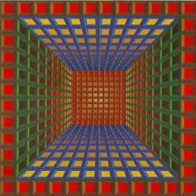 Op Art History Part 3: Origins and Influences | Op-art.co.uk | Op ...