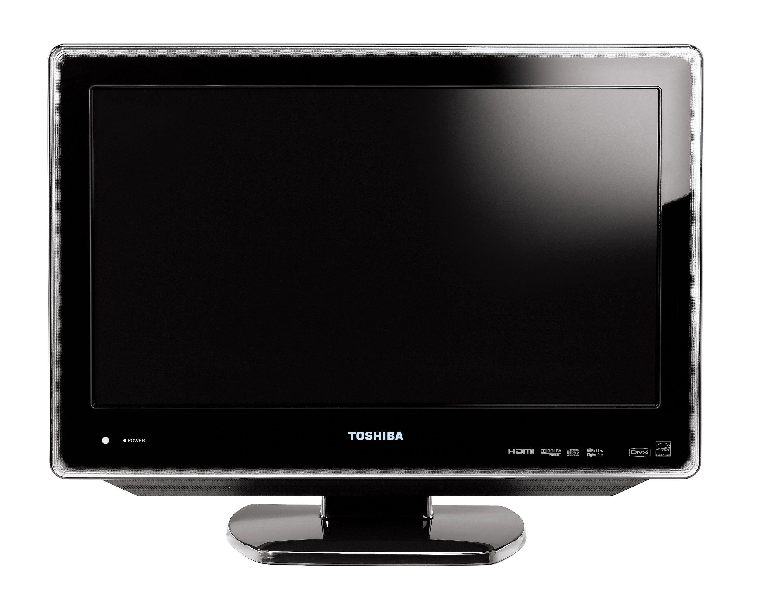 Toshiba 19lv610u 19 Inch 720p Lcd Tv With Built In Dvd Player Black