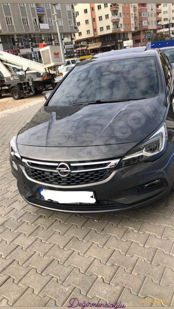 Galeriden Opel Astra 1 6 Cdti Excellence 2015 Model Mardin 2020 Araba Otomobil