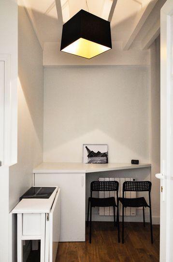 Studio étudiant paris 18 : un duplex de 19m2 fonctionnel et équipé - Côté Maison