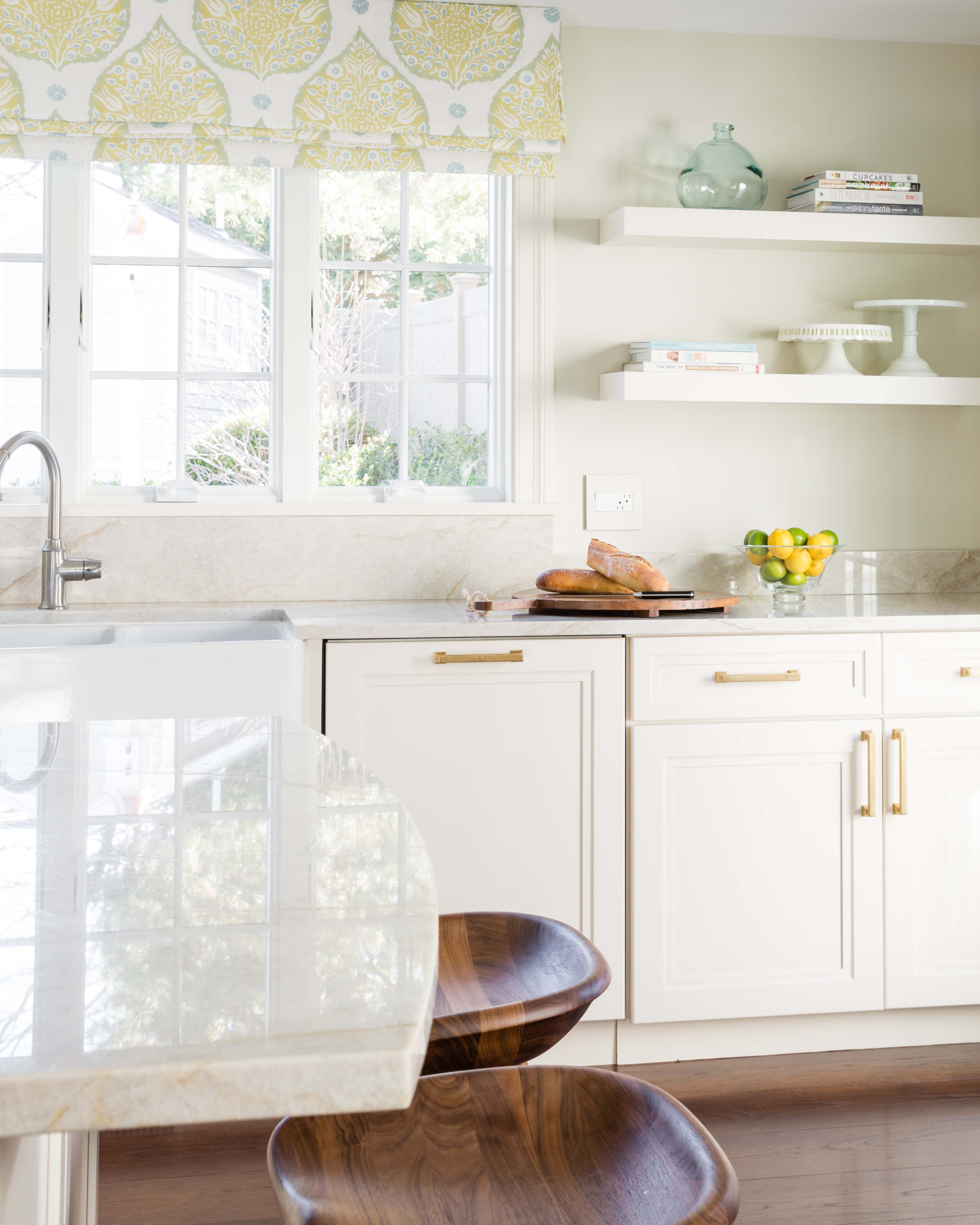 Clean And Classic Melrose Kitchen | Justine Sterling Design / Full Service  Interior Design For Boston