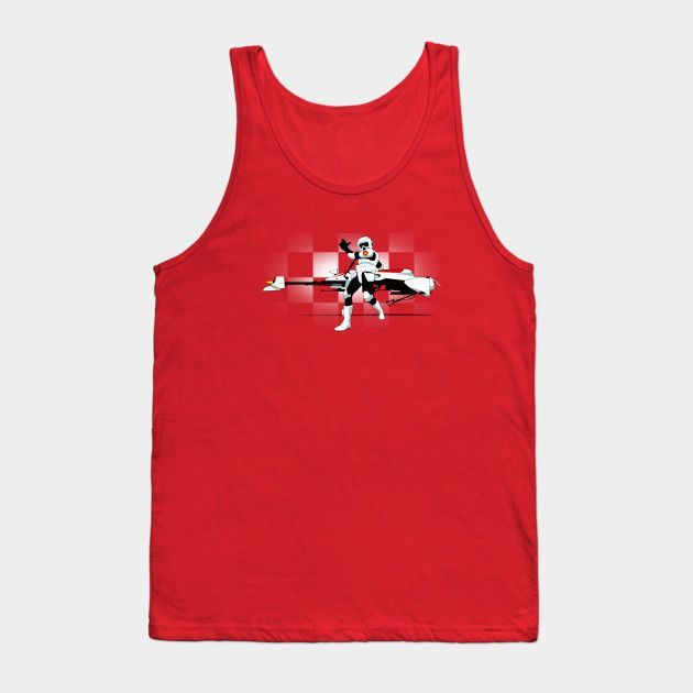 Speed Biker - Mens Tank Top