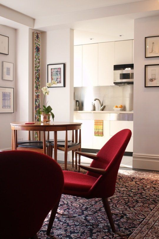 How To Fit A Dining Room Into Small Spaces
