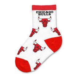 Chicago Bulls Infant Team Color All Over Print Socks  $6.99 http://shop.bulls.com/Chicago-Bulls-Infant-Team-Color-All-Over-Print-Socks-_-591263103_PD.html?social=pinterest_pfid34-36189
