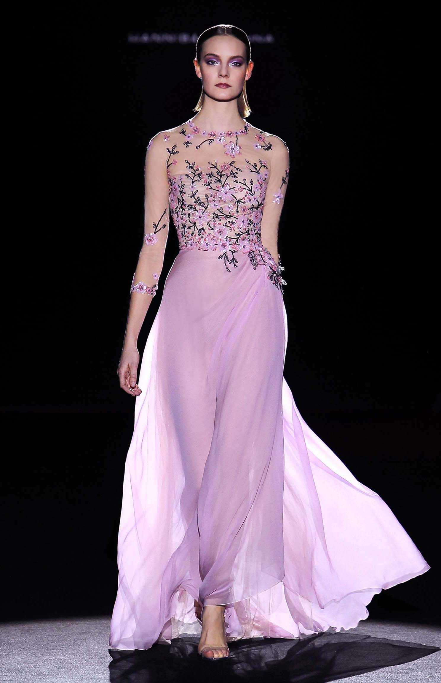 Hannibal Laguna Otoño Invierno 2019 2020 Glamorous Dresses Cocktail Evening Dresses Stunning Dresses