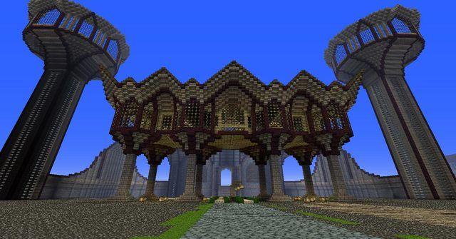 Minecraft Castles Designs Houses Houses Box Desaign