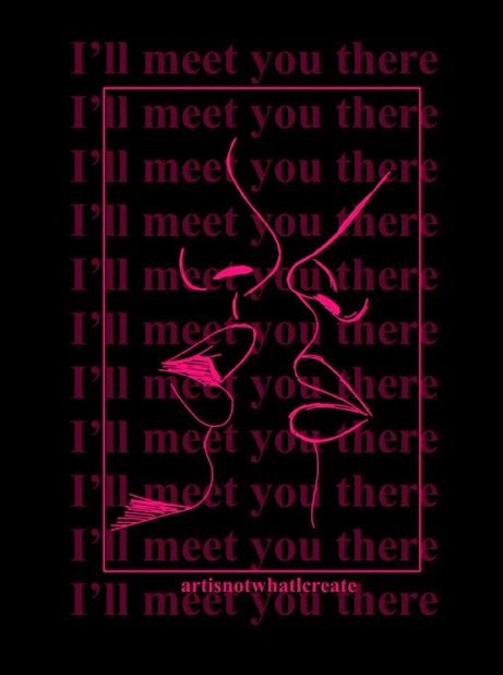 I have to meet you here today lyrics