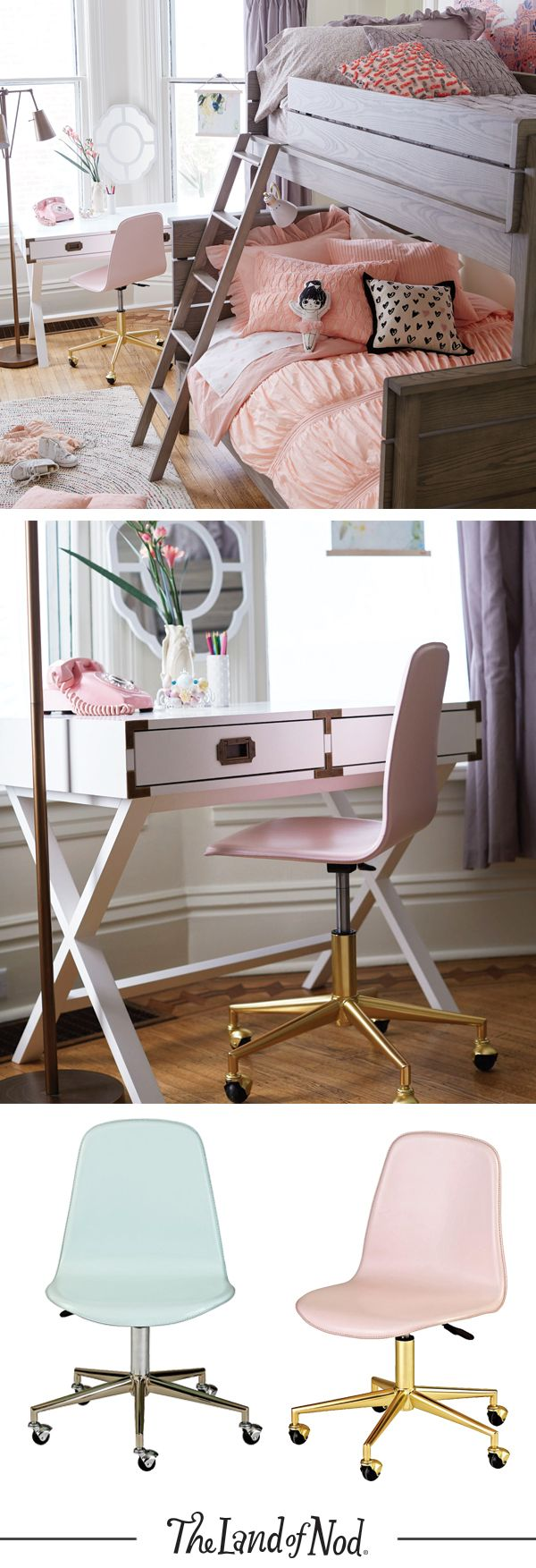 Kids Desk Chairs Are The Finishing Touch To Any Bedroom Or Study