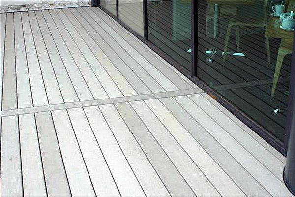How Much Does Man Madewood Plastic Deck Cost Best Wpc Decking From