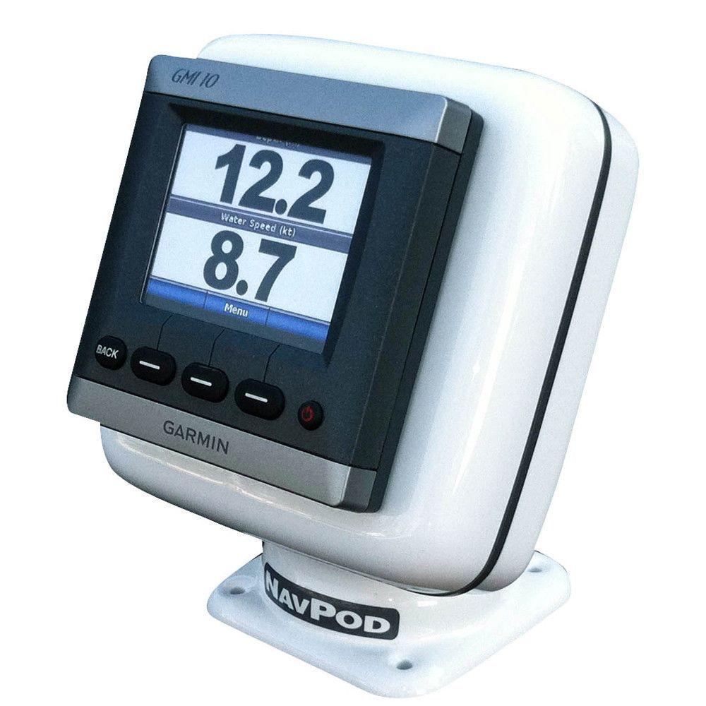 Navpod pp4101 powerpod precut f raymarine i70 st60 garmin gmi10 furuno f150