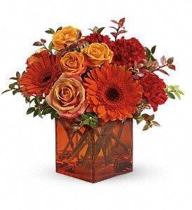 Teleflora S Sunrise Sunset In Blacksburg Va Best Wishes Flowers