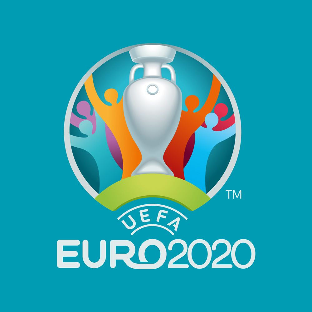 New Logo And Identity For Uefa 2020 By Y R Branding Lisbon Euro European Soccer Cup Logo