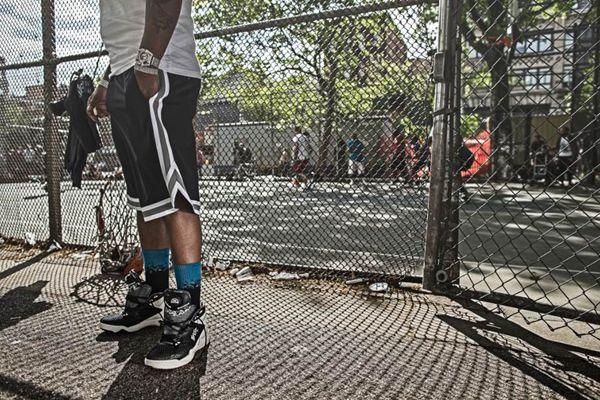 Cam'Ron Hits NYC's West 4th Street Court In The Reebok Blacktop Retaliate (Video) | KicksOnFire.com