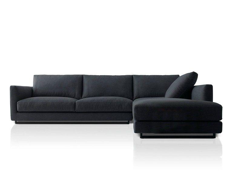 CHARME Divano con chaise longue by PIANCA Диван, Мебель