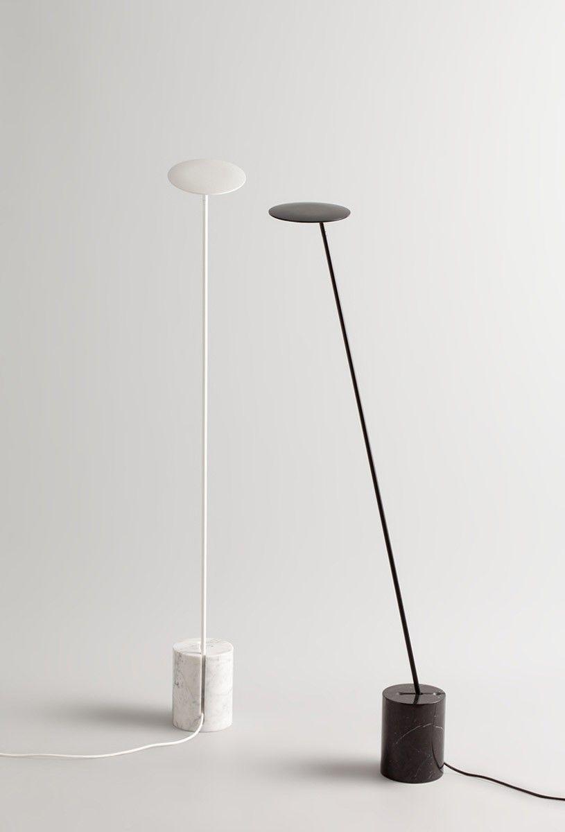 Lampes Circles Par Kutarq Studio Journal Du Design Lampadaire Diy Lampe Sur Pied Lampadaire Design