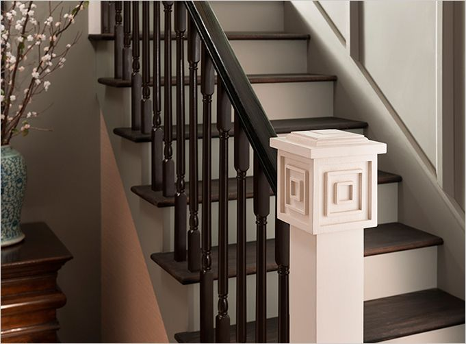 Stairs/Entry/Mouldings