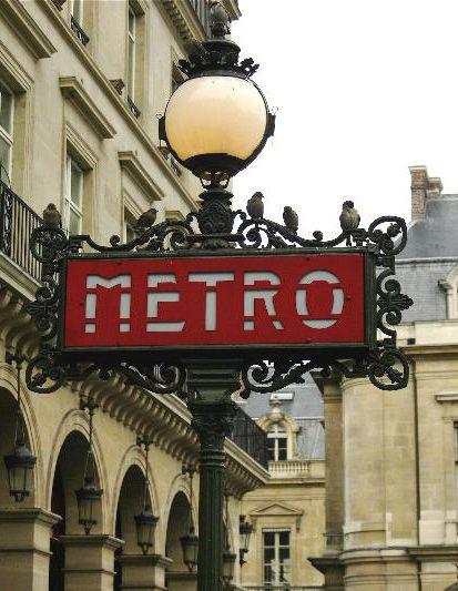 Metro Sign   metro paris   Pinterest   Paris metro