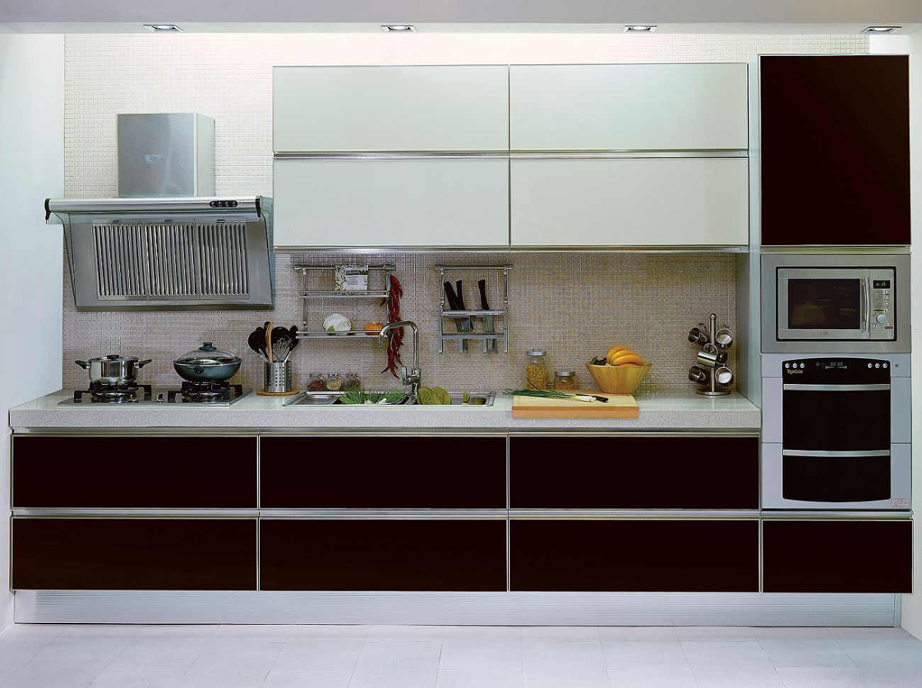 European Kitchen Cabinet Accessories