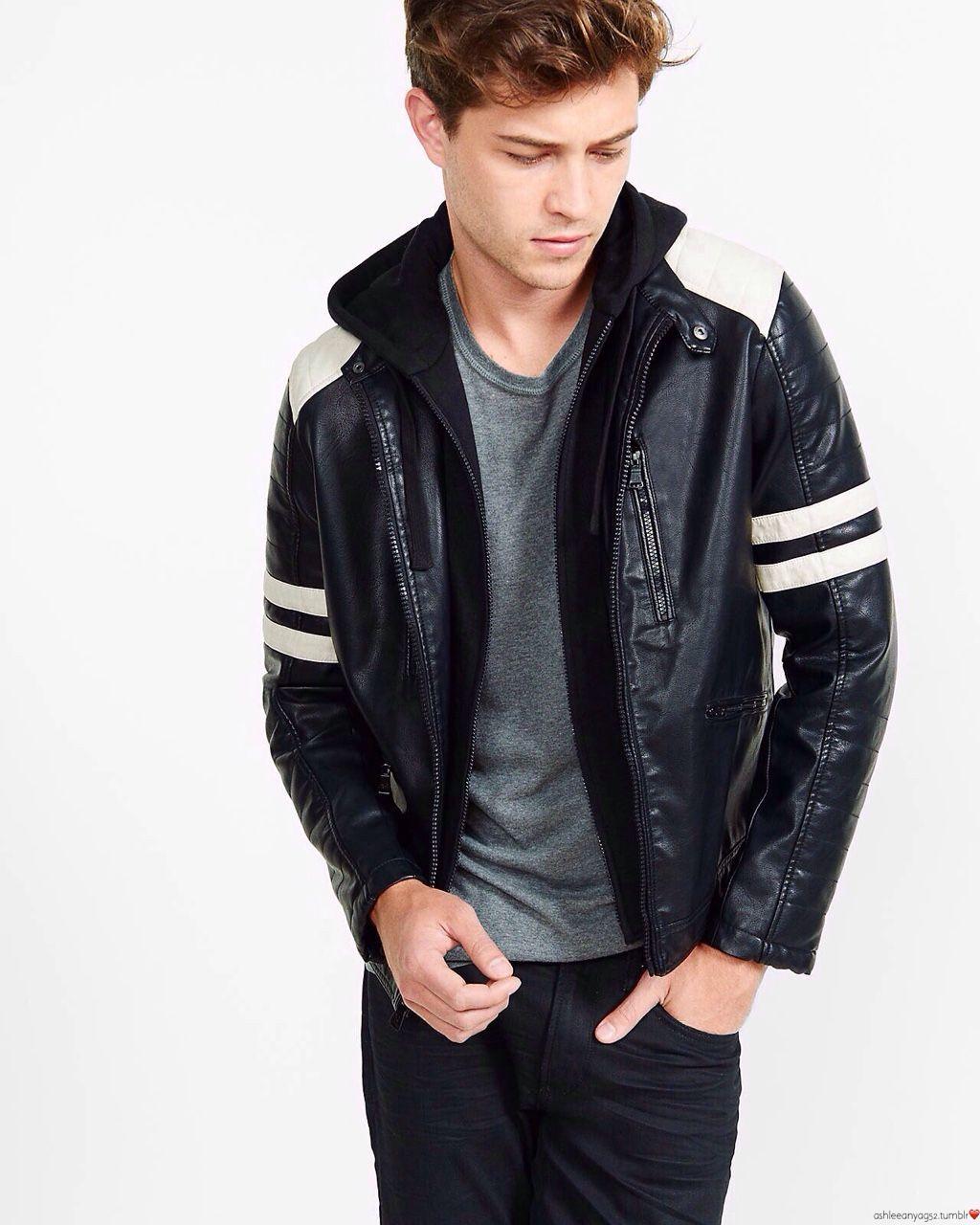 Francisco Lachowski Obsession Photo Leather Jacket Men Men S Streetwear Mens Outfits [ 1280 x 1024 Pixel ]
