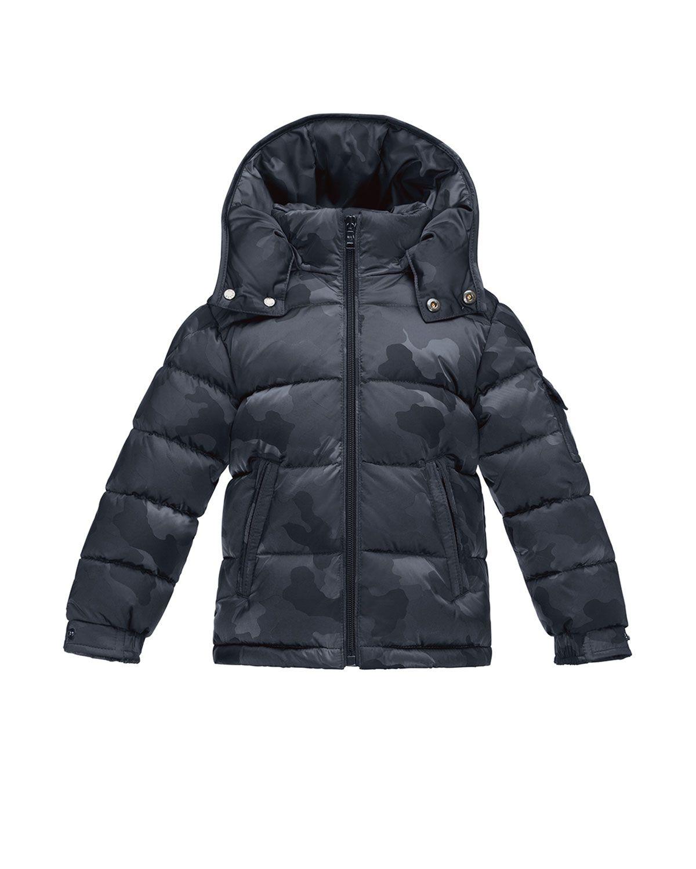 5615d8108 Maya Camo Puffer Coat Navy Size 8-14 | *Baby & Toddler Clothing ...
