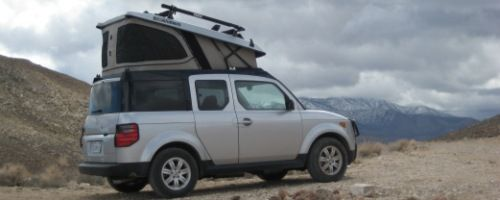 Add a pop up to your Honda Element/EC&er & ECamper | Ursa Minor Vehicles | Products I Like | Pinterest ...