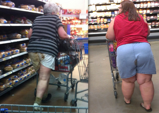 """""""Mississippi Mudbutts"""" Walmart - Funny Pictures at Walmart"""