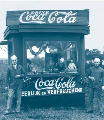 First Coke that was available in Holland. #greetingsfromnl
