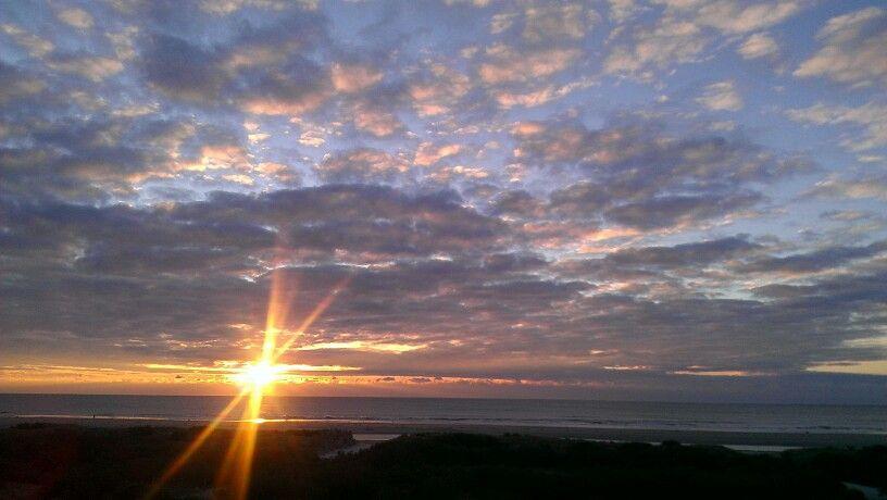 Brigantine Sunrise The Day After Hurricane Sandy Brigantine Beach Hurricane Sandy Brigantine