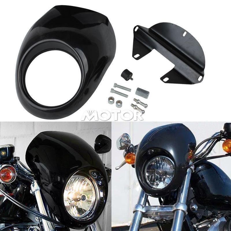 Suzuki Intruder Look Like Harley Sportster