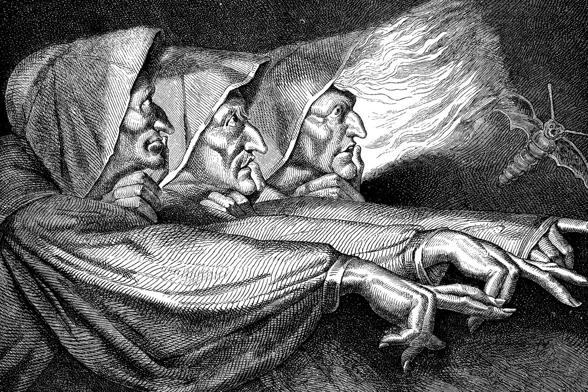 Did Shakespeare Use Real Witches Curses In Macbeth