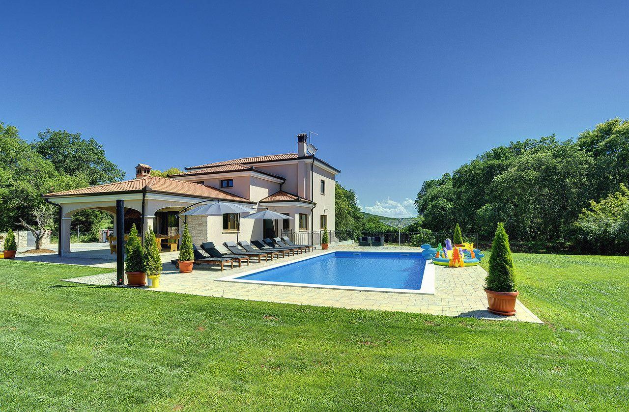 Ferienhaus Rovinjsko Selo mit Pool Rovinj, Istrien