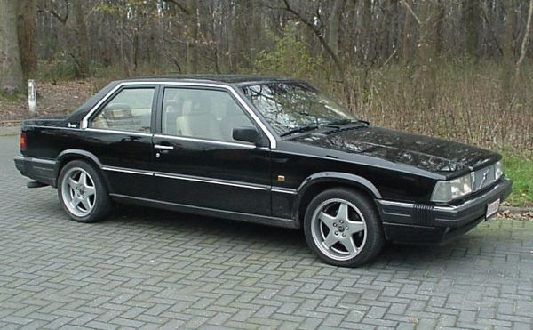 Volvo 780 Turbo Bertone Coupe