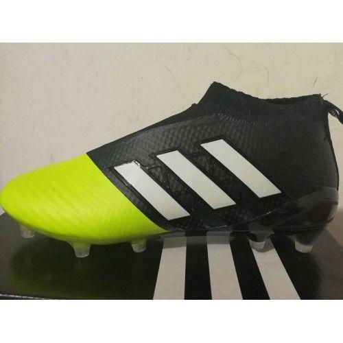 watch 1e78e 74246 Adidas ACE - Comprar Adidas ACE 17 Purecontrol FG Amarillo Negro Blanco  Botas De Futbol