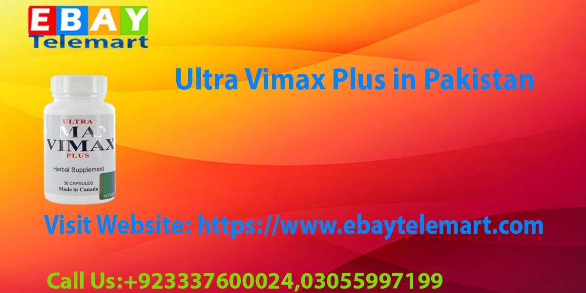 Ultra Vimax Plus In Pakistan Lahore Karachi Islamabad Ultra Vimax