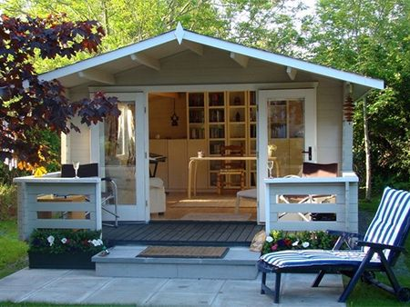 Backyard Garden Office Shed Wendy House Extra Home Office Ideas