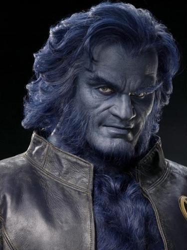 Dr Henry Hank Mccoy Beast Super Heroi Marvel Filmes Fotos