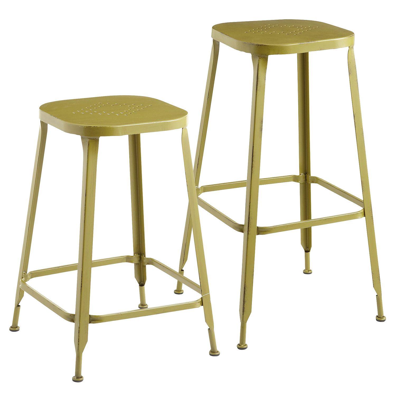 Surprising Weldon Backless Bar Counter Stools Avocado Pier 1 Frankydiablos Diy Chair Ideas Frankydiabloscom