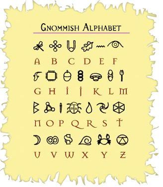 artemis fowl centaurian alphabet