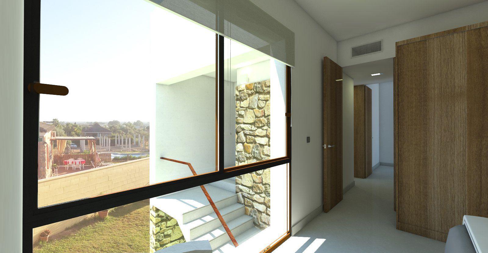 Diseño, proyecto y construcción de vivienda unifamiliar aislada en Dos Hermanas, Sevilla