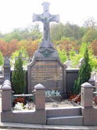 Louis Bleriot, cimetière des Gonards de Versailles